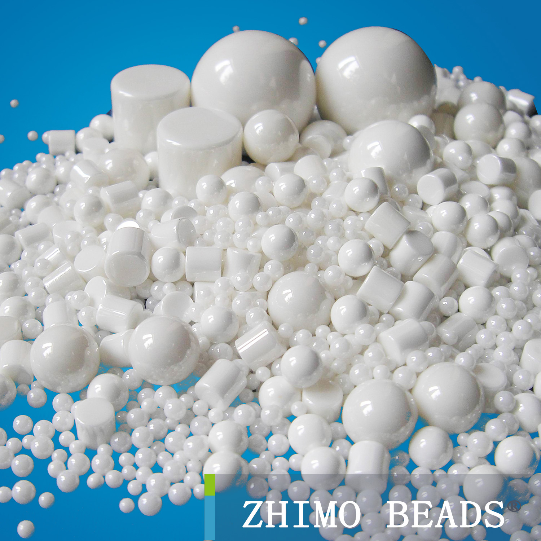 95% zirconia bead