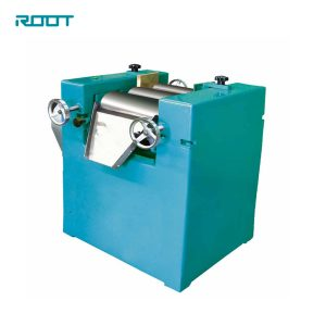RT-SG lab three roller mill